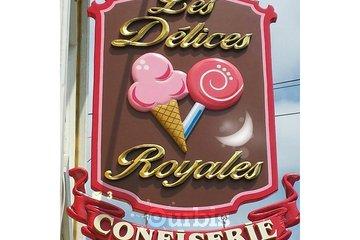 Crèmerie-Café Les Délices Royales in L'Ange-Gardien