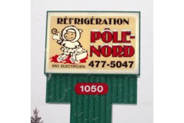 Réfrigeration Pôle Nord Ltee in Drummondville: Entrepreneur en réfrigération, électricité & climatisation depuis 1979