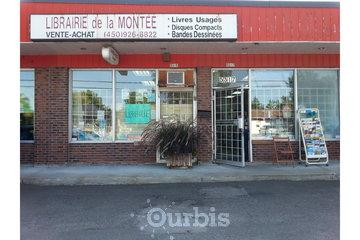 Librairie de la Montée à Saint-Hubert