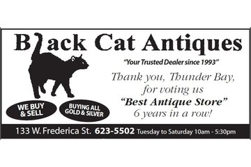Black Cat Antiques & Appraisals