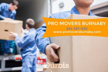 Pro Movers Burnaby
