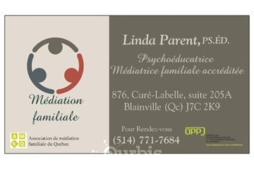 Médiation familiale Linda Parent