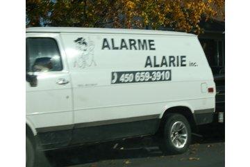 Alarme Alarie Inc à La Prairie