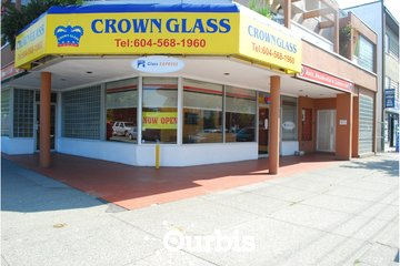 Crown Glass ltd