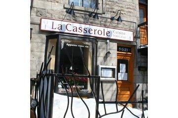 Restaurant La Casserole Inc à Montréal