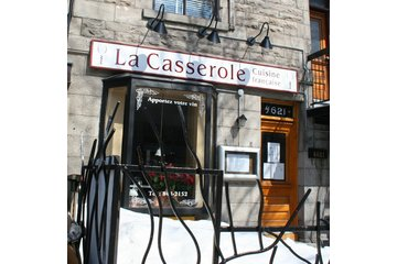 Restaurant La Casserole Inc