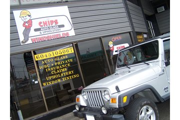 Chips Auto Glass in Langley: CHIPS