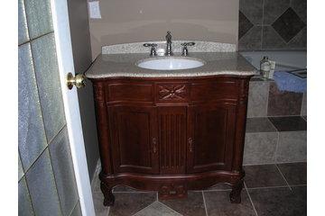 Doug's Plumbing & Heating Ltd. in Calgary: Bathroom renovation