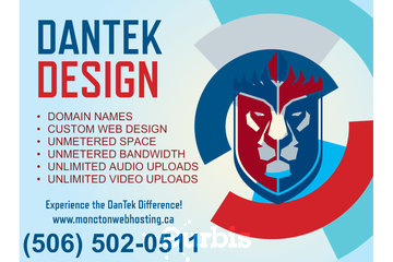 DanTek Website Development