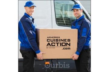Cuisines Action à Boucherville: Armoires Cuisines Action