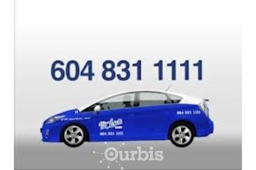 Maclures Taxi Vancouver