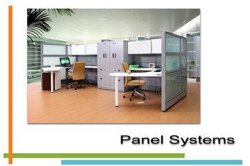 Techno Office Furnishings Ltd in Richmond: Panel Systems