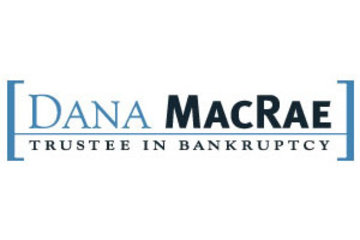 Dana MacRae Trustee in Bankruptcy