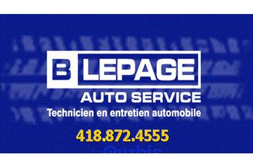 Auto Service B Lepage Inc à L'Ancienne-Lorette