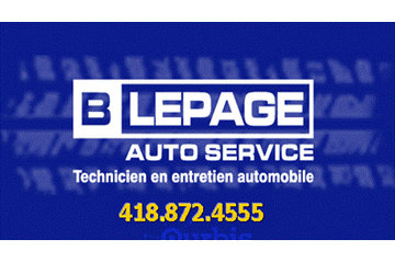 Auto Service B Lepage Inc