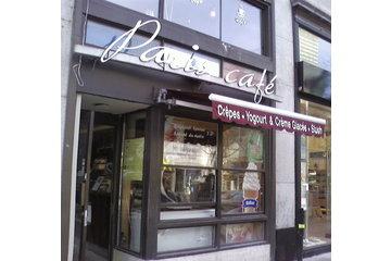 Café Paris à Montréal
