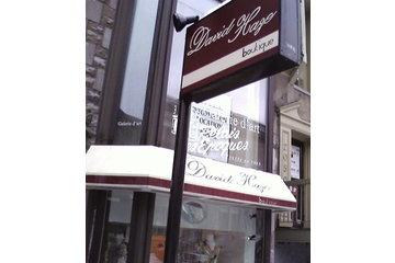 Boutique David Haze à Montréal