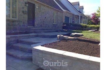 Beaux Parterres Laurentiens Inc à Québec: Escalier de pierre
