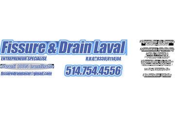 Fissure et Drain Laval