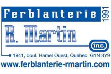 Ferblanterie R Martin (1991) Inc