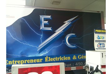 EC Entrepreneur Electricien Inc