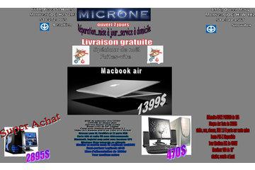 Microne Inc in Montréal