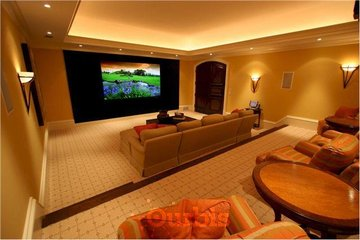 Wireless Home Theatre