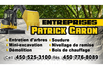 Entreprises Patrick Garon