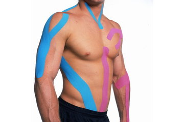 Clinique Chiropratique Zarow à Montréal: Kinesio-Taping
