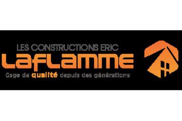 Les constructions Eric Laflamme à Granby: Logo