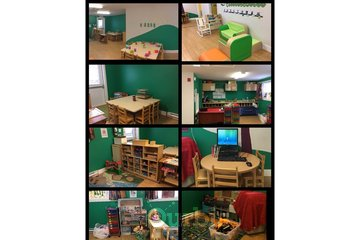 Garderie Éducative Woohoo à Rigaud: Local de pré-maternelle