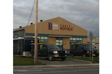 Porte Royale à Rivière-du-Loup