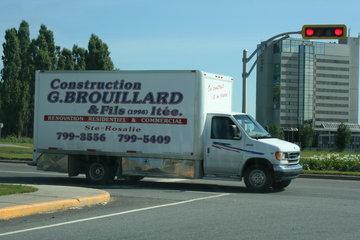 Construction Gerard Brouillard & Fils 1998 Ltee