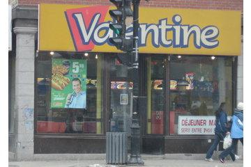 Restaurant Valentine à Montréal
