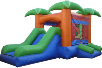 Fun Zone Party Rentals in Kamloops: Paradise Bounce & Slide
