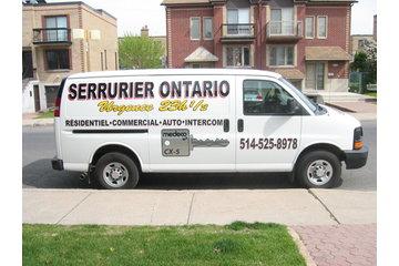 Serrurier Ontario