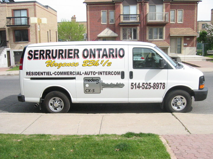 Serrurier ontario montreal qc ourbis for Serrurier montreal