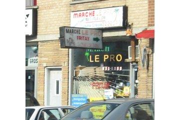Marché Le Pro à Montréal-Nord
