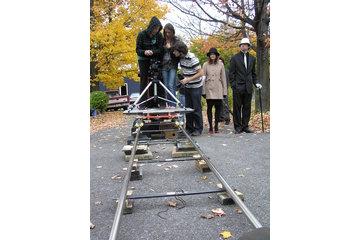 École de Cinéma et Télévision de Québec (ECTQ) à Québec: Tournage d'un projet étudiant