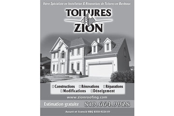 Zion Roofing