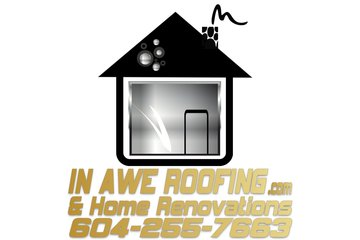In Awe Roofing & Home Renovations