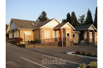 Burquitlam Funeral Home in Coquitlam: View of Burquitlam Funeral Home