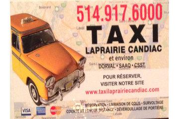 Taxi Candiac La Prairie 514 / 917-6000