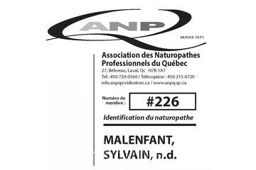 Sylvain Malenfant n.d.