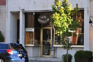 Café Cappuccino & Cie in Montréal