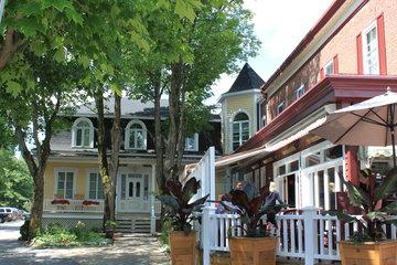 Auberge La Muse à Baie-Saint-Paul: Auberge La Muse & Chez Bouquet éco-bistro