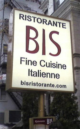 Restaurant Le Lutetia Montreal