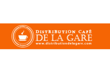 Distribution Café de la Gare