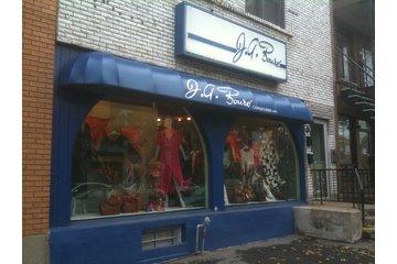 Bouré JA à Montréal