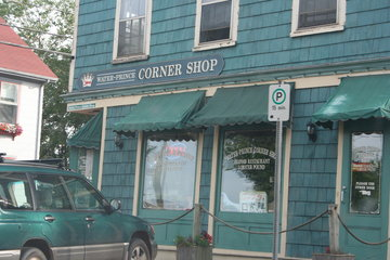 Water Prince Corner Shop in Charlottetown